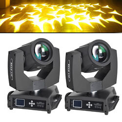 230w 16ch Dmx512 7r Zoom Prism Beam Head Moving Stage Light Gobo Lamp Us