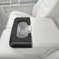 For Ford F250 F350 1999-2010 Center Console Cup Holder Pad Black Trim Repair Pad