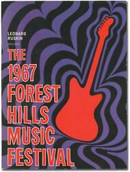 Cover Title Leonard Ruskin Presents The 1967 Forest Hills Music Festival