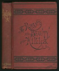 Godfrey Greylock / Taghconic The Romance And Beauty Of The Hills Signed 1st