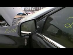 Driver Side View Mirror Power Painted Cap Manual Fold Lamps Fits 11 Mkx 1640220