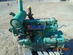 Perkins 6.354 Engine Complete Mechanics Speacial Oliver 1850 Non Running Core