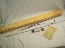 1930and039s - 40 Vintage Snyder Radio Antenna. Very Old And Rare New In Box 930-40and039s