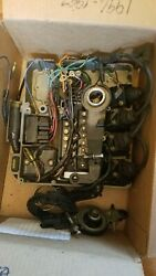 1996 - 97 Mercury Mariner 40 Hp 4 Cyl 2 Stroke Electrical Box And Components