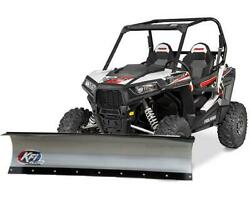 Kfi 54 Inch Atv Snow Plow Package Kit For Bombardier Traxter 500 1999-2005
