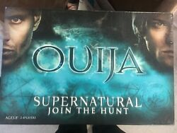 Signed Supernatural Ouija Board Misha Collins Autograph Free Priority Shipping