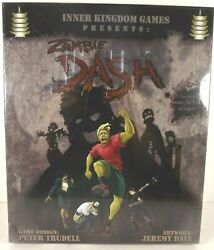 Zombie Dash Inner Kingdom Games Nib 3-6 Players Age 8+