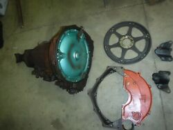 1957 Chevrolet 150 210 And Belair Power Glide Transmission Ring Gear And Plate