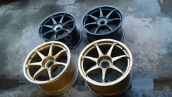 Extremely Rare Magnesium Forged American Racing 18x11 18x11 Et25 Centerlock Nsx