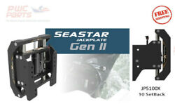 Seastar Xtreme Outboard Jack Plate 10 Set Back Up To 400hp Jp5100x Solutions