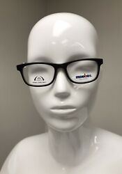 Iron Kids Eyeglass Frames IKB911 Black 48 17 135 Demo Frames FREE SHIPPING