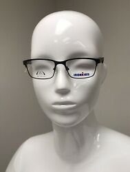 Iron Kids Eyeglass Frames IKB 905 Black 48 16 135 Demo Frames FREE SHIPPING