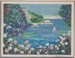Caldwell Artistand039s Proof Ap Print Framed Hand Signed
