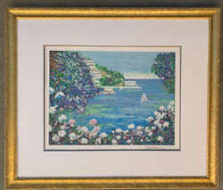 Caldwell Artist's Proof Ap Print Framed Hand Signed