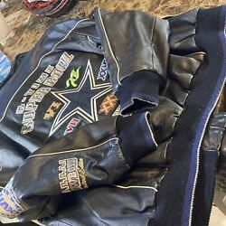 Dallas Cowboys Jacket Limited Edition Super Bowl 5 Time Championshipexclusive