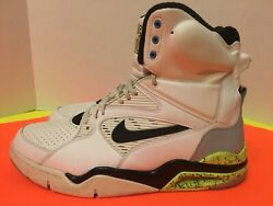 Nike Air Command Force Retro Billy Hoyle Size 11 Vnds Rare Sneakers Basketball H