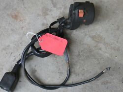 1986-1987 Kawasaki Zg1000 Left Handle Bar Switch W/ Choke Lever And Cable