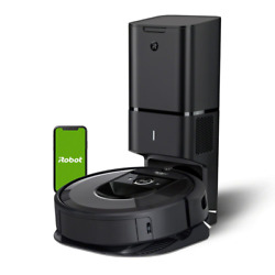 Roomba I7+ Wi-fi Connected Robot Vacuum With Automatic Dirt Disposal 7550