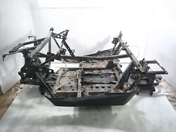 19 Can Am Commander 800r Dps Main Frame Chassis Slvg Straight