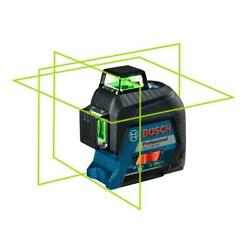 Bosch Professional Gll 3-60 Xg 360° Green 3 Lines All Round Line Laser Tool