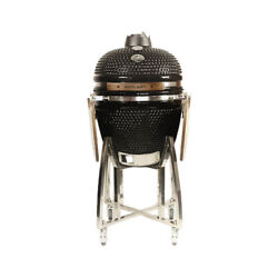 21andprime Large Outlast Ceramic Kamado Barbecue Charcoal Grill