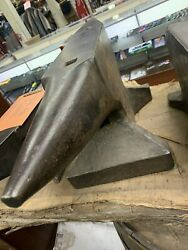 Very Rare German 1920's Anvil Marked 110kg 242 Lbs Anvil Will Ship