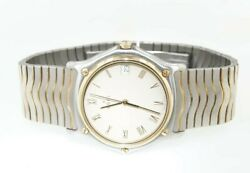 Ebel Sport Wave Two-tone 18k Yellow Gold/stainless Steel Watch E1187141