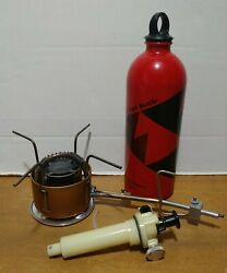 MSR USA XGK Expedition Backpacking Stove Camping Stove Bottle Pump $199.99