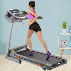 3.25hp Commercial Electric Treadmill Exercise Jogging Running Training Machine