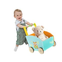Labebe - Baby Walker, Kid Shopping Cart Walker, Push Toy For 1-3 Years Old, I...