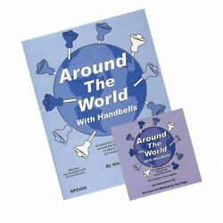 Hager Around The World With Handbells Song Book With Cd 12 Songs All Ages