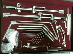 Thompson Retractor Complete Set Stainless Steel Orthopedic Surgical Instrument