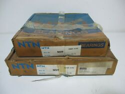 New Ntn N228 Cylindrical Roller Ball Bearing Inner Ring And Outer Ring N-228 Nib