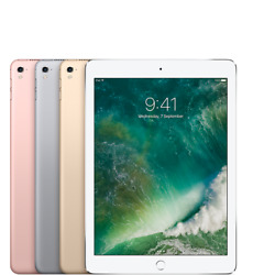 Apple Ipad Pro 9.7and039and039 Wifi Version No 3g/4g A9x 32gb Ios Tablet Pc Brand New