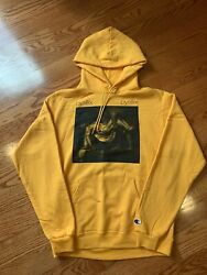 """Rare Season 1 Pyrex Vision Hoodie """"the Youth Will Always Win"""" Virgil Abloh Off"""
