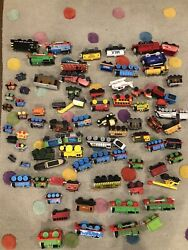 Enormous Thomas And Friends Train Lot Over 40 Trains