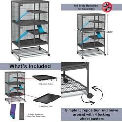 Midwest Homes For Pets Deluxe Ferret Nation Small Animal Cages Ferret Nation Ca