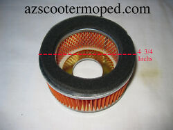 New - Air Filter For Gy6 150cc Chinese Moped Scooter - Roketa Mc-04-150