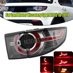 Right Outer+inner Tail Light Rear Lamp Led For Land Rover Discovery Sport 15-19