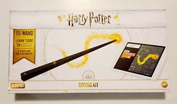 Kano Harry Potter Coding Kit Build A Wand/learn To Code Brand New Sealed