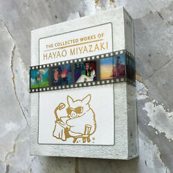 The Collected Works Of Hayao Miyazaki Blu-ray Complete Collection New And Sealed