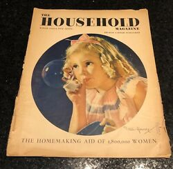 The Household Magazine March 1938