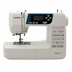 Computerized Sewing Machine 2020 Tan Color + Extension Table + Quilt Kit + More