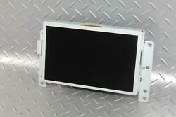 19-20 F150 Oem 8.0 Touch Screen Display W/ Sync 3 Non-nav Module Assembly
