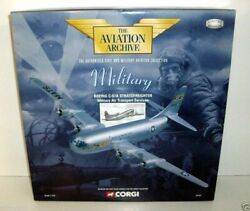 Corgi 1/144 48104 Boeing C-97a Stratofreighter Military Air Transort Services
