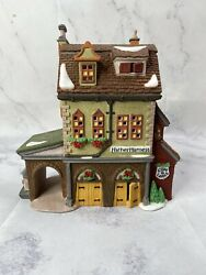 Department 56 Dickens Village Hather Harness 5823-8 1994 Retired Christmas