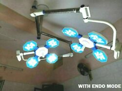 Operation Theater Light Surgical And Examination Lamp Led Ot Surgery Light 4+4 Led