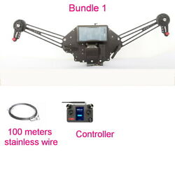 Asxmov Cablecam 2 System App/wireless Controller System Payload 13.6kg
