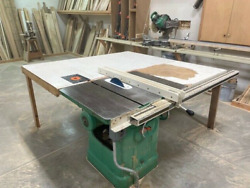 Powermatic - Model 65 - 10'' Table Saw 3hp 3 Phase Bisemeyer Fence