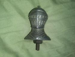 1920and039s Antique Willys Knight Hood Ornament Radiator Cap